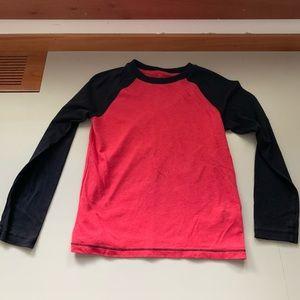 EUC boys Arizona long sleeve tshirt size 8